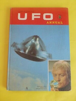 Gerry Anderson Ufo 1970 Annual