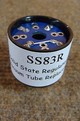 Regulated Solid State 83 Replacement Rectifier ~ TV-7 Hickok B&K Tube Testers