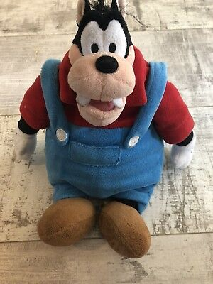 Disney Store Exclusive Pete from Mickey Mouse Clubhouse Soft Plush Toy Rare