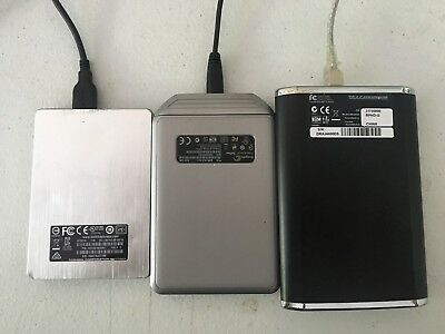 Used HDD Portable External Hard Drive 1TB 500GB 230G Hard Disk Devices Storage