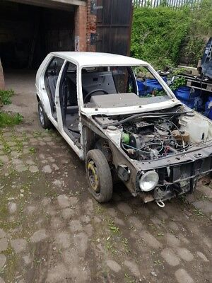 Vw Golf Mk2 Syncro With 4 Motion Running Gear