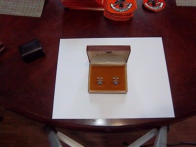 Nova Scotia Cufflings presented to Woody Ryan from the Woody Ryan Collection # 2