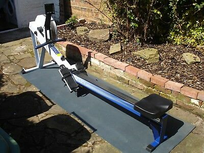 Concept 2 Model D Rower Rowing Machine PM3 Used