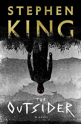 The Outsider by Stephen King (2018, Hardcover)