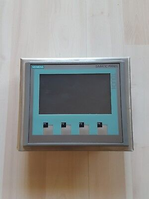 "Siemens touch panel TP 177N-4"" Color PN/DP 6AV6642-0BD01-3AX0"