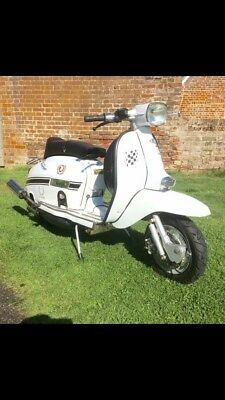 Lambretta GP150 ( 186 imola kit )