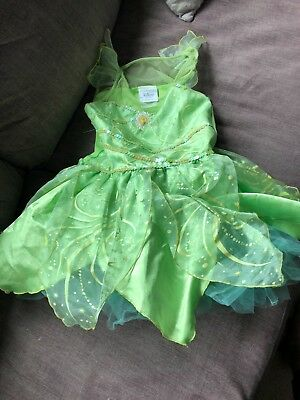 tinkerbell costume size 7/8 - Disney Brand - Good Condition