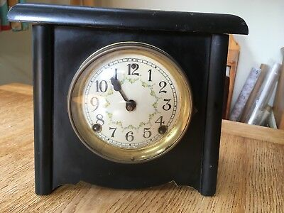 Sessions Company Art Deco American Clock - for spares or repair