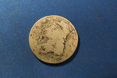 no date capped Bust Half Dollar