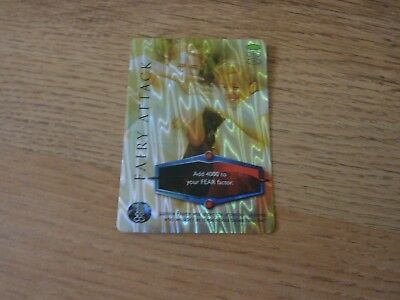 Torchwood Doctor Who Super Rare Card Fairy Attack  Number 093  Brand New