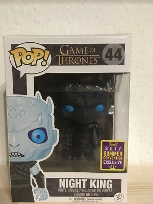 Funko Pop Night King 44 Exclusive SDCC Game Of Thrones