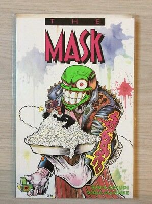 The Mask - Graphic Novel (komplette 1. Serie)   US Dark Horse Comics