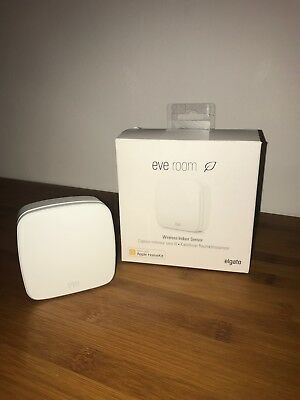 Elgato Eve Room Wireless Indoor Sensor Apple HomeKit