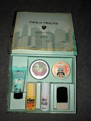 Benefit Operation Pore Proof Kit New