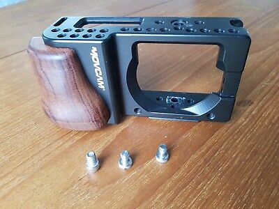 Movcam cage for BMPCC - Blackmagic Pocket Cinema Camera