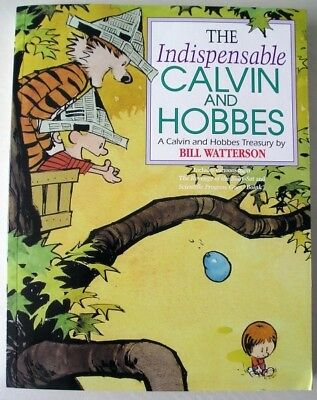 Bill Watterson: The Indispensable Calvin and Hobbes (englisch)
