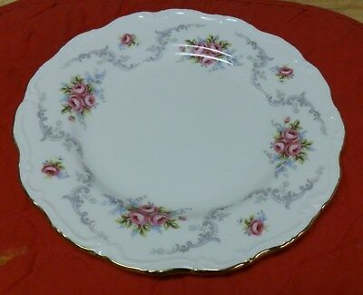 "Very Nice Royal Albert Tranquility 8 1/4""  Salad Plate.. England Bone China"