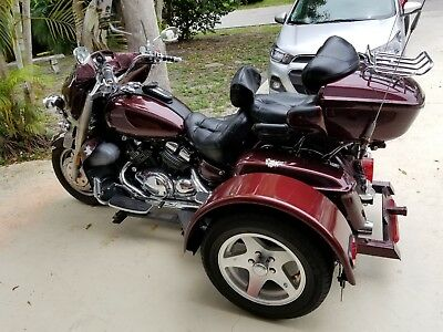 2006 Custom Built Motorcycles trike  custom trike motorcycles