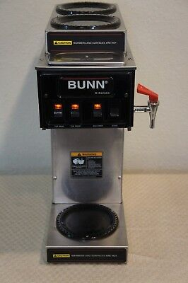 Bunn S Series Commercial Caffee Maker, 3 Warmers