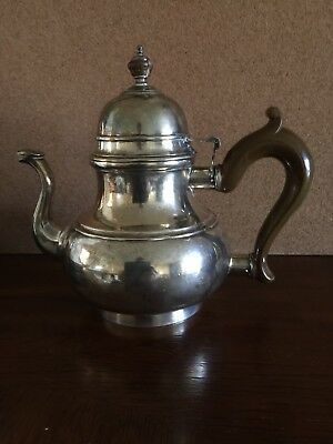 Tiffany Sterling Antique Coffee Pot - Queen Anne type