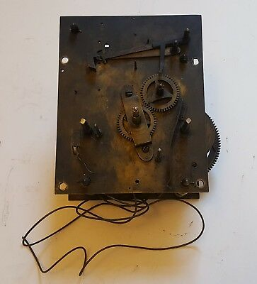 Antique clock mechanism