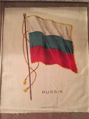S-30 Large 1910 Tobacco Silk-Russia