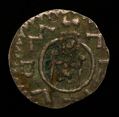 Medieval Europe silver coin Viking period