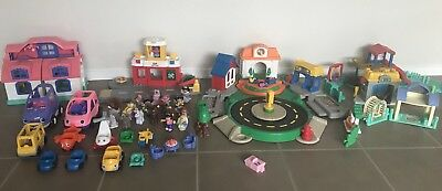 Fisher Price Little People 50+ Pieces