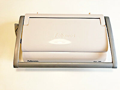 Fellowes Star 150 Comb Binder
