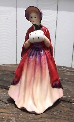 Paragon China Figurine LADY CHRISTINE Potters to her Majesty Queen Elizabeth