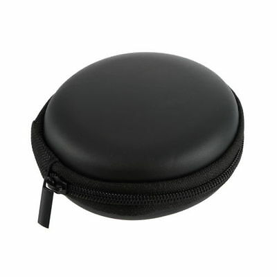 Carrying Hard Hold Case Storage Bag for Earphone Headphone SD Card AU
