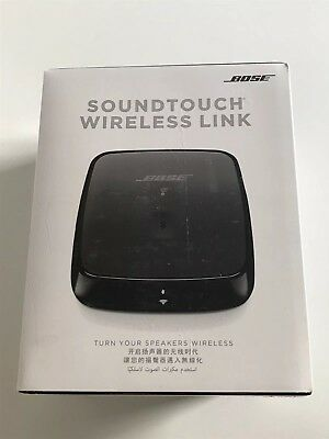 BOSE - SoundTouch Wireless Link Adapter, Bluetooth, WiFi, New $249rrp