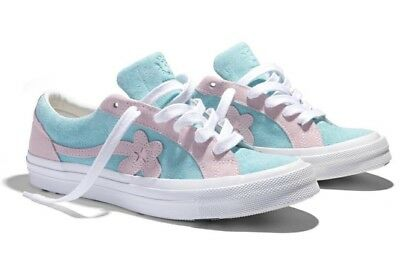 2f3927af042277 Converse One Star The Uno Golf Le Fleur Tyler the Creator Golf Wang Blue  Pink