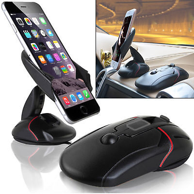 Universal IN Car Mobile Phone Windscreen Suction Mount Dashboard Holder