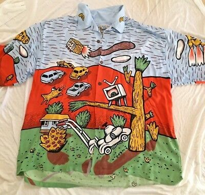 """Mambo Loud Shirt XL Vintage """"Lost Weekend"""" Collectors Item Great Condition"""