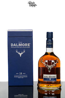 The Dalmore Aged 18 Years Highland Single Malt Scotch Whisky (700ml)