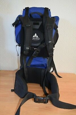 Vaude Jolly comfort toddler backpack child carrier hiking fast dispatch