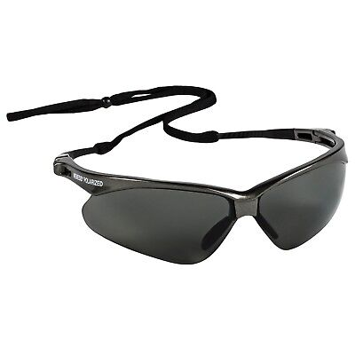 0a9e437622f9 Jackson Safety Nemesis Polarized Safety Glasses with a Polarized Smoke  Lenses