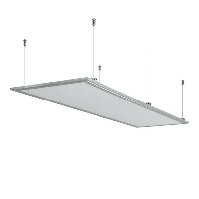 Set da 2 pannello lampada luminoso LED ultrasottile 60W plafoniera Soffitto casa