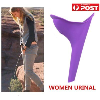 Portable Female Women Urinal Camping Travel Urination Toilet Urine Device OL