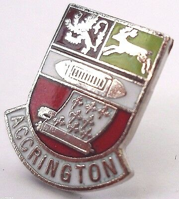 Town Cumbria County Crest Small Pin Badge