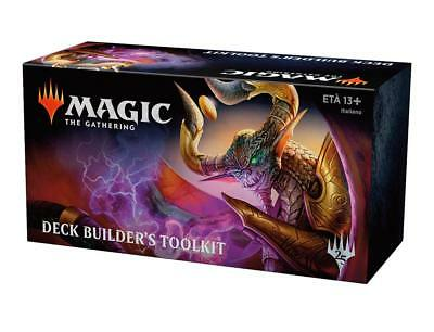 PREORDER -Magic the Gathering Set Base 2019 Deck Builder´s Toolkit it- PREORDINE