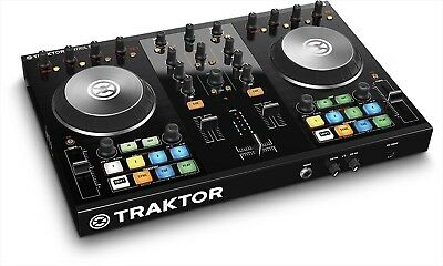 Native Instruments 2 deck DJ systems TRAKTOR KONTROL S2 MK2 JP NEW