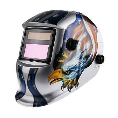 Hot Pro Auto Darkening Grinding Security Welding Helmet Safety Solar Welder Mask