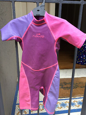 GIRL's SWIMMING SUIT - ONE PIECE - SIZE 4/5