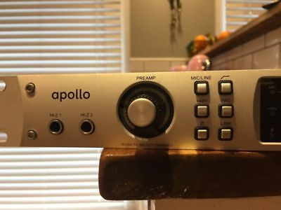 Universelles Audio-Interface Apollo 8 Thunderbolt