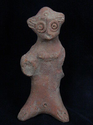 Ancient Teracotta Monkey Indus Valley 700 BC No Reserve  #TR511