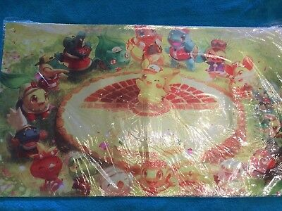 Yugioh / magic / tcg spielmatte playmat Pokemon  ovp neu