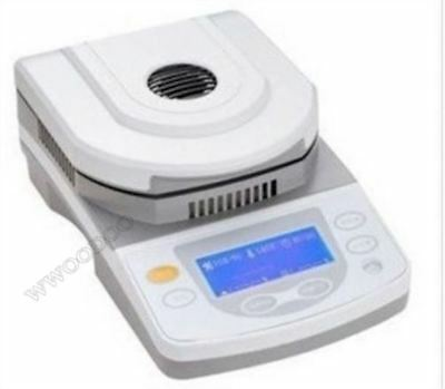 10G Capacity Lab Moisture Analyzer With Halogen Heating 110V 220V yg