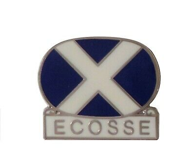 1 inch Novelty Cute Scotland 25mm Button Badge ECOSSE